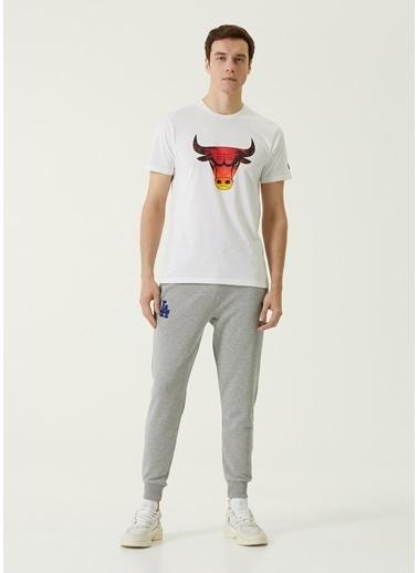 New Era New Era Summer City Chicago Bulls T-shirt 101648232 Beyaz